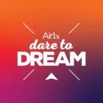 Air 1s Dare to Dream Logo